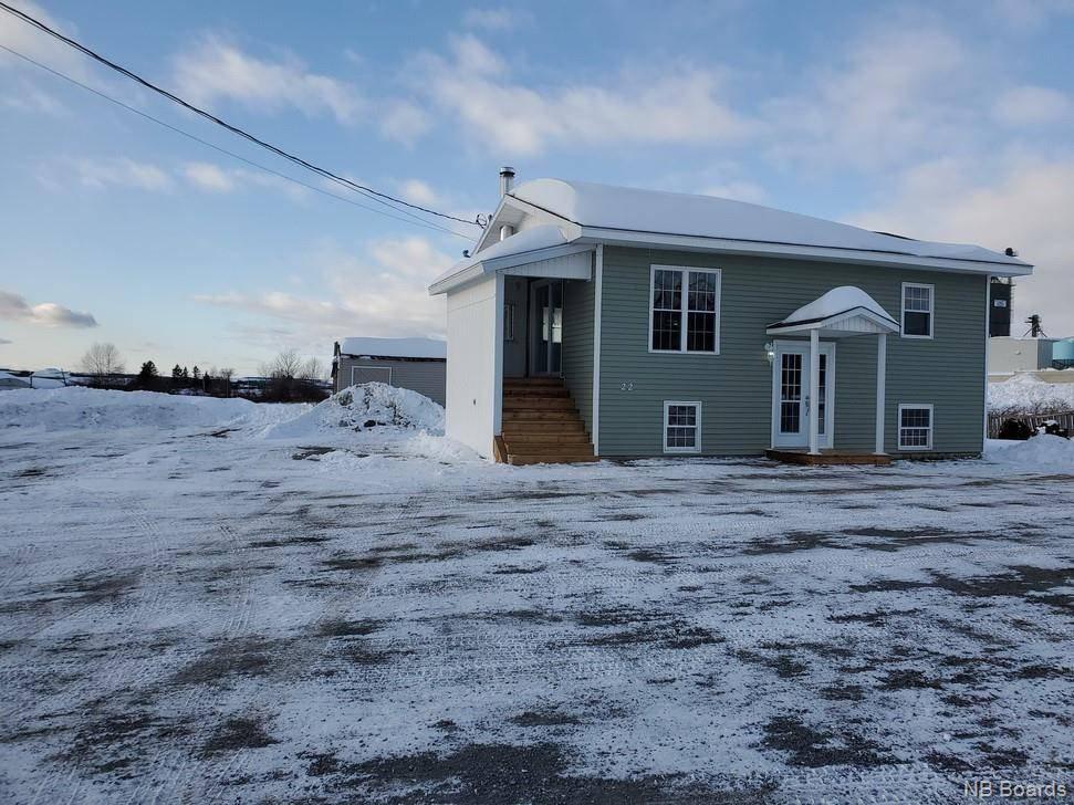 House for sale at 22 Despres Rd Saint Andre New Brunswick - MLS: NB038309