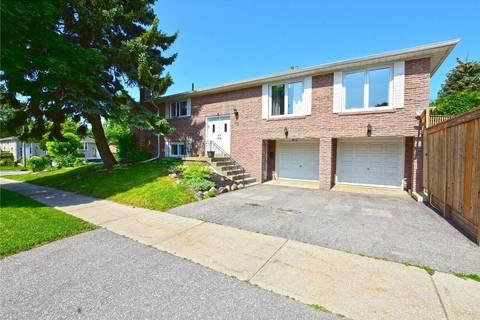 Townhouse for rent at 22 Dibgate Blvd Toronto Ontario - MLS: E4599322