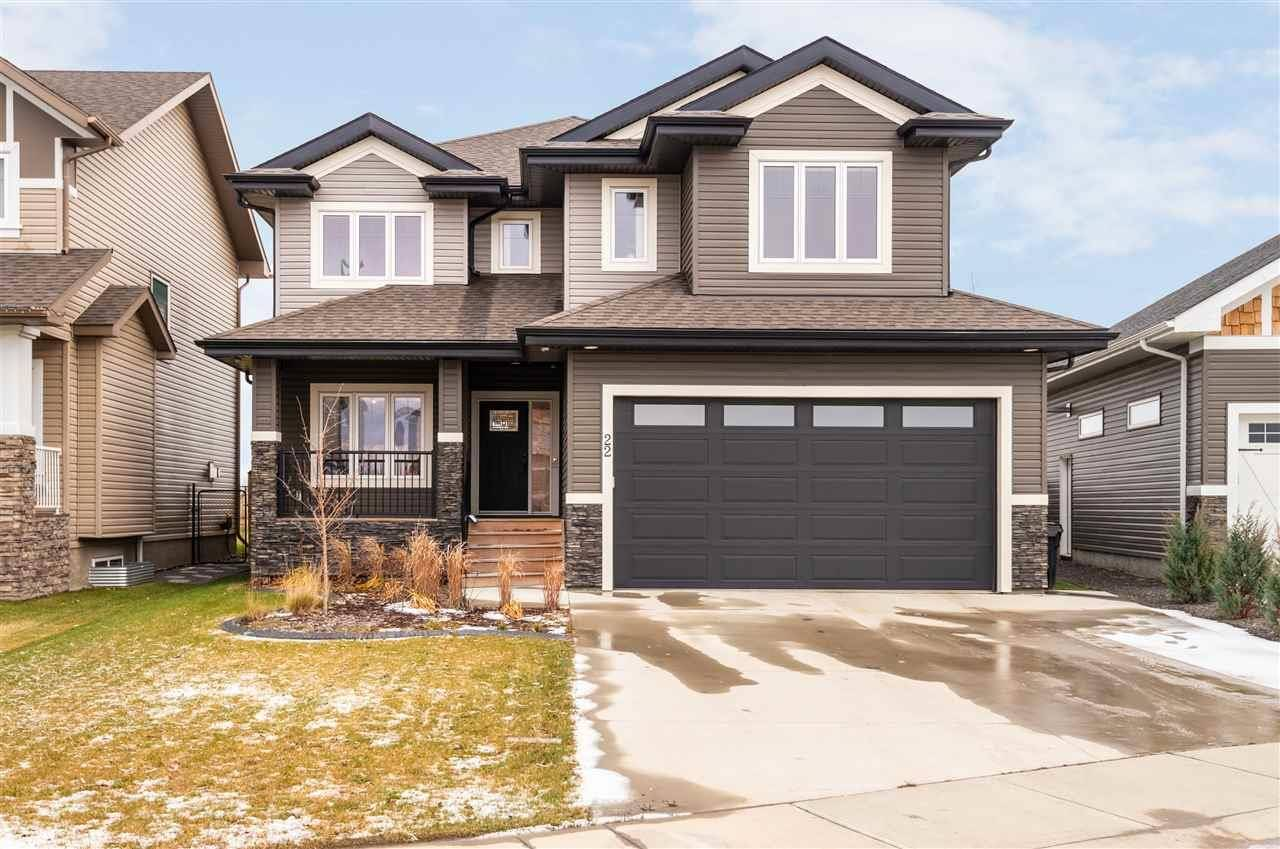 House for sale at 22 Dillworth Cres Spruce Grove Alberta - MLS: E4181431