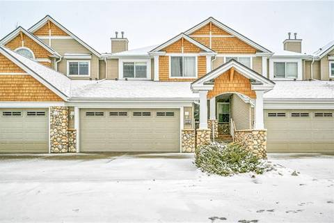 Townhouse for sale at 22 Discovery Ht Southwest Calgary Alberta - MLS: C4267505
