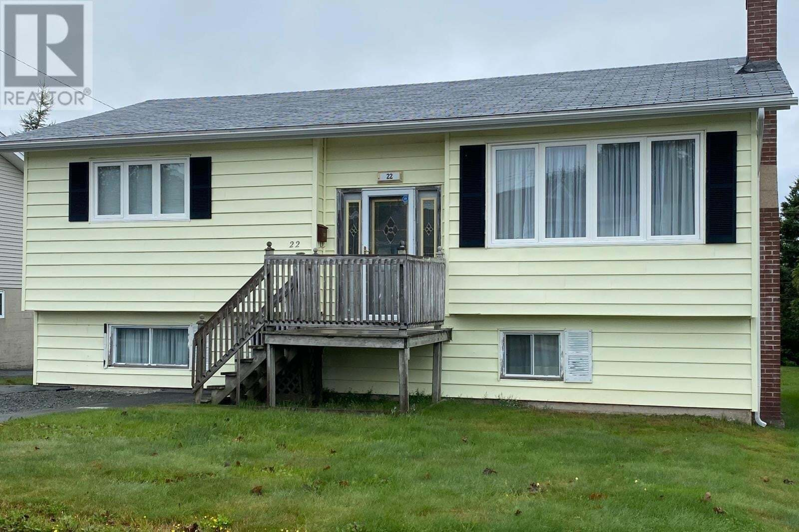 House for sale at 22 Donovan St Mt. Pearl Newfoundland - MLS: 1221149