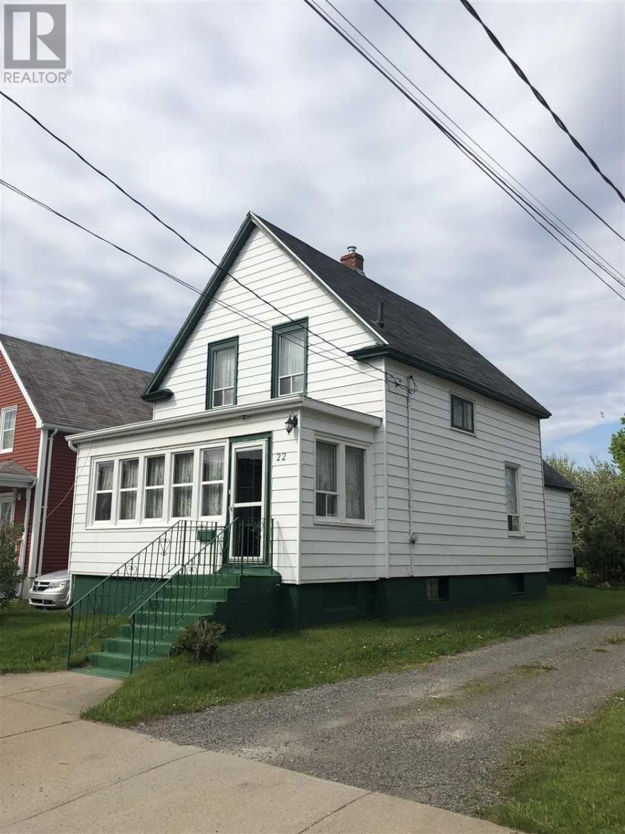Removed: 22 Douglas Street, Sydney, NS - Removed on 2018-12-04 04:42:10