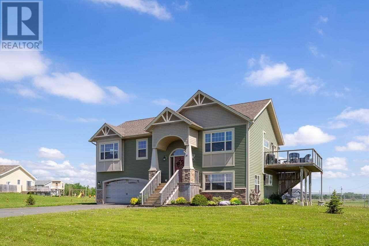 House for sale at 22 Doyles Landng Mermaid Prince Edward Island - MLS: 202008832