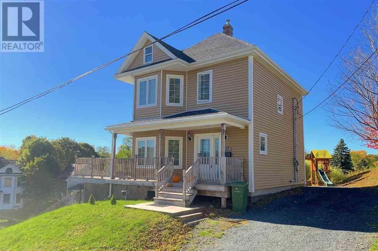 House for sale at 22 Duke St New Glasgow Nova Scotia - MLS: 202021671