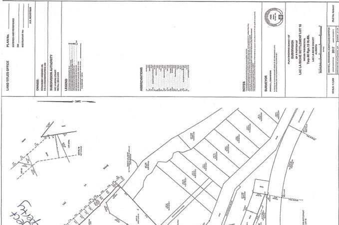 Residential property for sale at 22 Eagle Haunt Estates Rural Lac La Biche County Alberta - MLS: E4175378