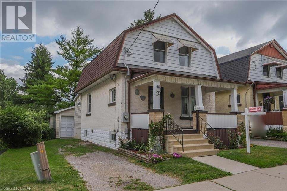 House for sale at 22 Edward St St. Thomas Ontario - MLS: 279671