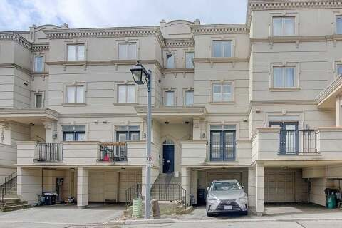 Townhouse for sale at 22 Espana Ln Toronto Ontario - MLS: C4775528