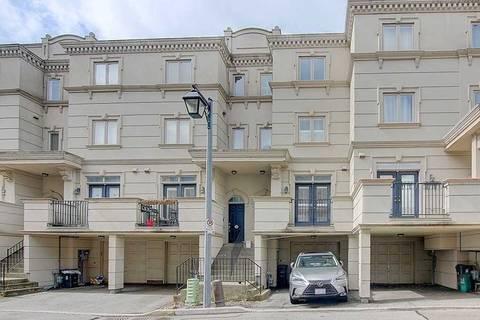 Townhouse for sale at 22 Espana Ln Toronto Ontario - MLS: C4693784