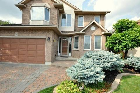 House for sale at 22 Falconridge Dr Hamilton Ontario - MLS: H4054384