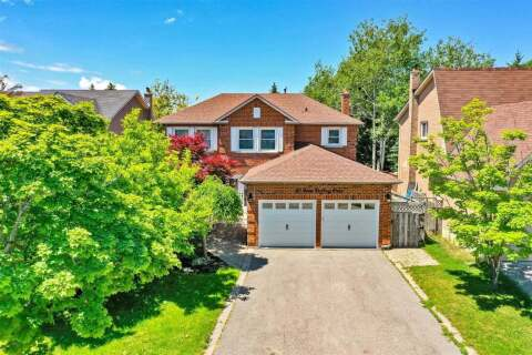 House for sale at 22 Fern Valley Cres Richmond Hill Ontario - MLS: N4808013