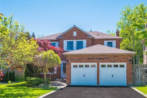 House for sale at 22 Fern Valley Cres Richmond Hill Ontario - MLS: N4575710