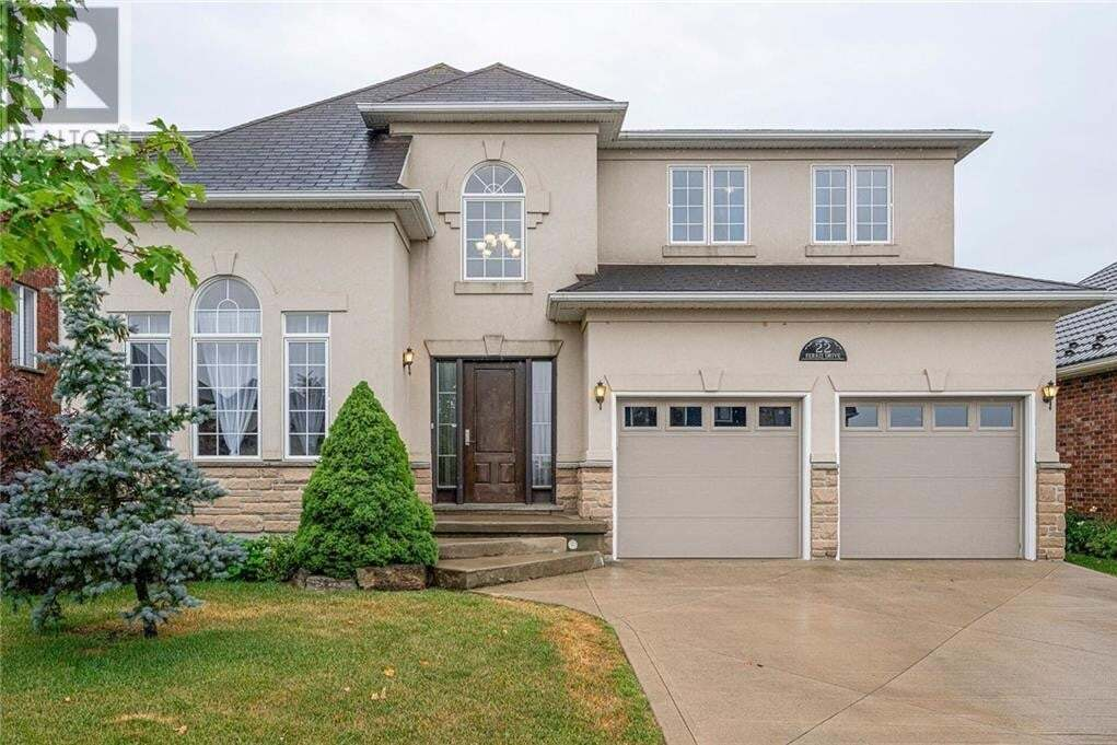 House for sale at 22 Ferris Dr Wellesley Ontario - MLS: 30822429
