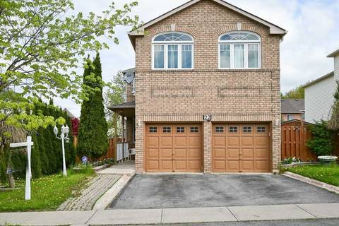 House for sale at 22 Fishlock St Ajax Ontario - MLS: E4461128