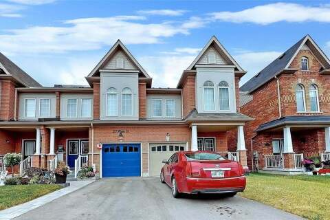 Townhouse for sale at 22 Flute St Whitchurch-stouffville Ontario - MLS: N4828684