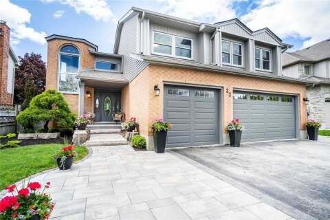 House for sale at 22 Forster Dr Guelph Ontario - MLS: X4777981
