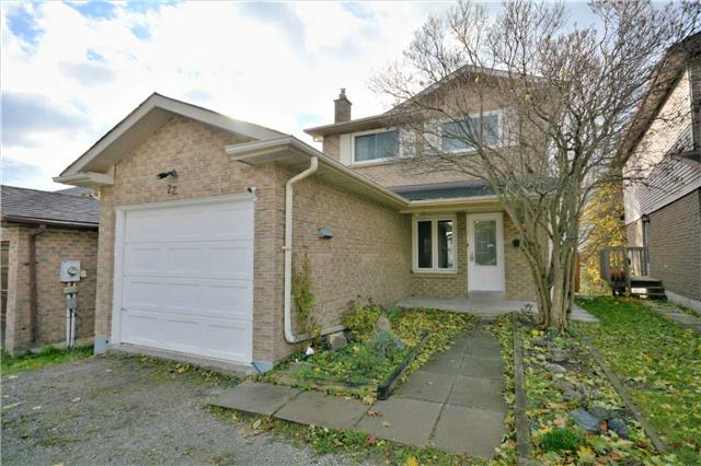 House for sale at 22 Fox Run Road Barrie Ontario - MLS: S4299905