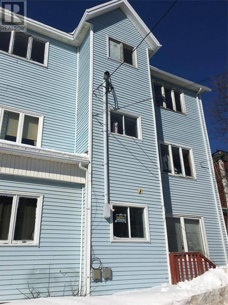 Townhouse for sale at 22 Freshwater Rd St. John's Newfoundland - MLS: 1212272