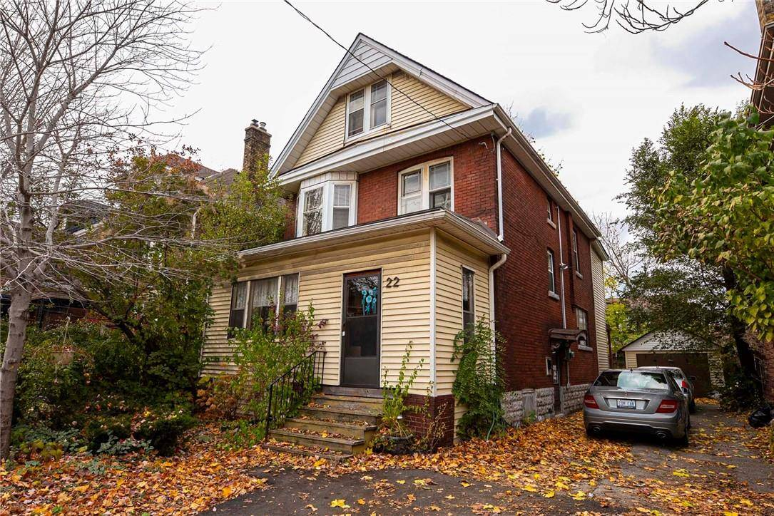 House for sale at 22 Gage Ave S Hamilton Ontario - MLS: H4068985