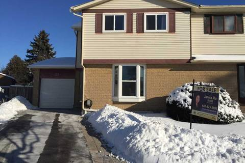 Townhouse for sale at 22 Gageview Ct Toronto Ontario - MLS: E4672025
