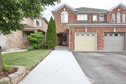 Townhouse for sale at 22 Garibaldi Dr Brampton Ontario - MLS: W4521045