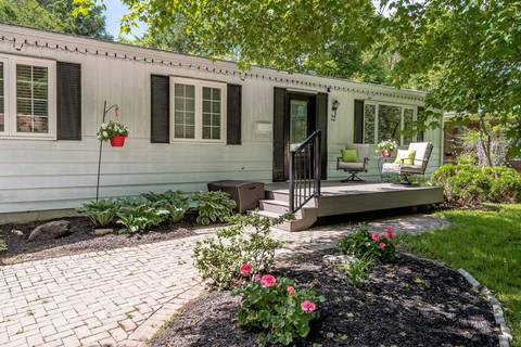 House for sale at 22 Garrett Dr Georgina Ontario - MLS: N4495505