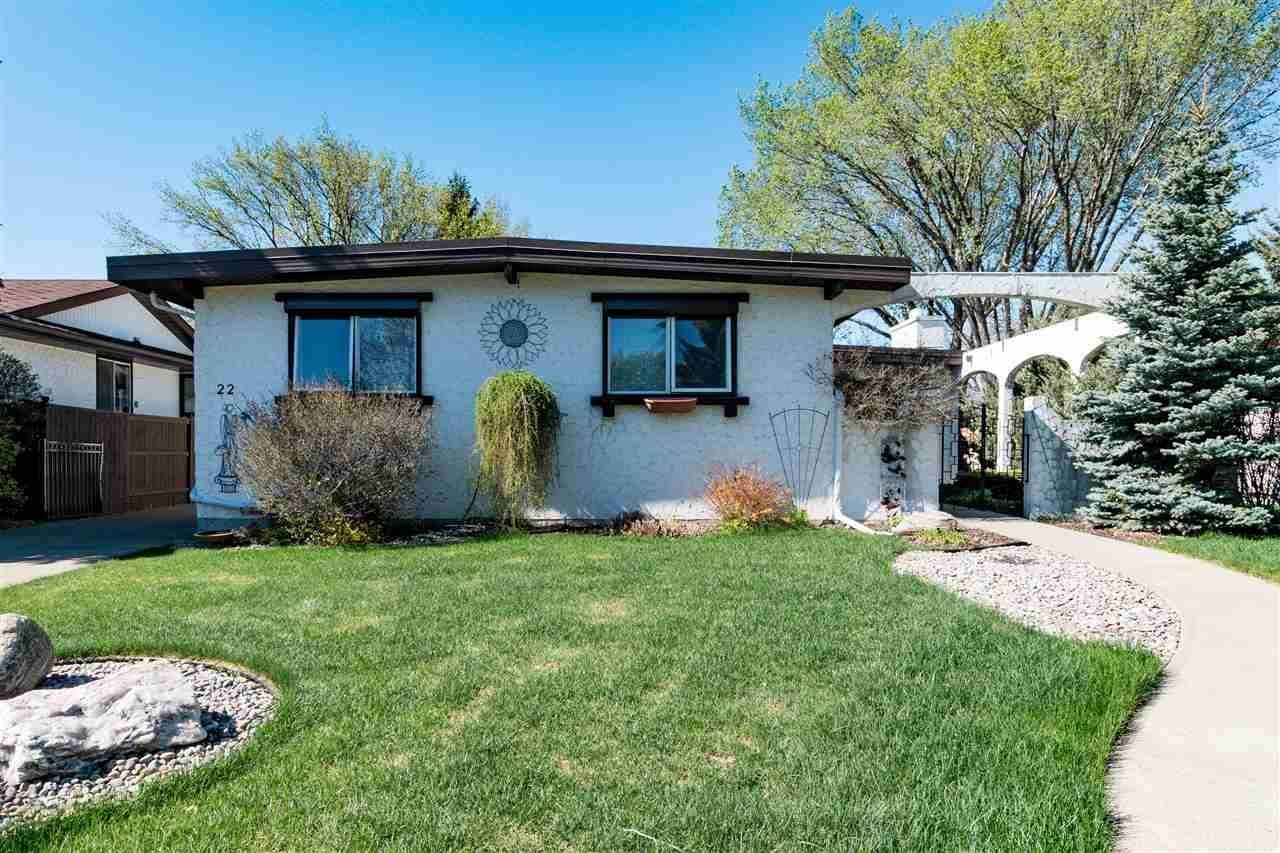 House for sale at 22 Garrison Cres Sherwood Park Alberta - MLS: E4157674