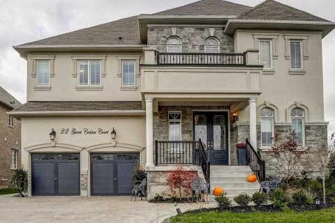 House for sale at 22 Giant Cedars Ct King Ontario - MLS: N4967687
