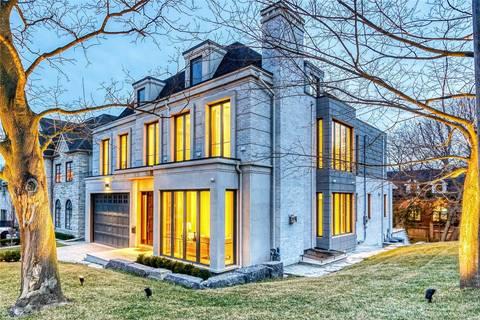 House for sale at 22 Glenayr Rd Toronto Ontario - MLS: C4438532