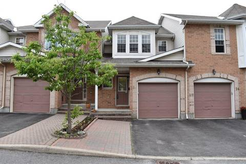Townhouse for sale at 22 Glenhaven Pt Ottawa Ontario - MLS: 1156325