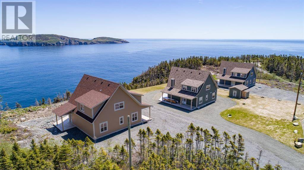 Residential property for sale at 22 Gradys Point Rd Bauline East Newfoundland - MLS: 1211192