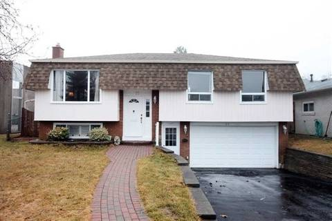 House for rent at 22 Grassmere Cres Brampton Ontario - MLS: W4523778