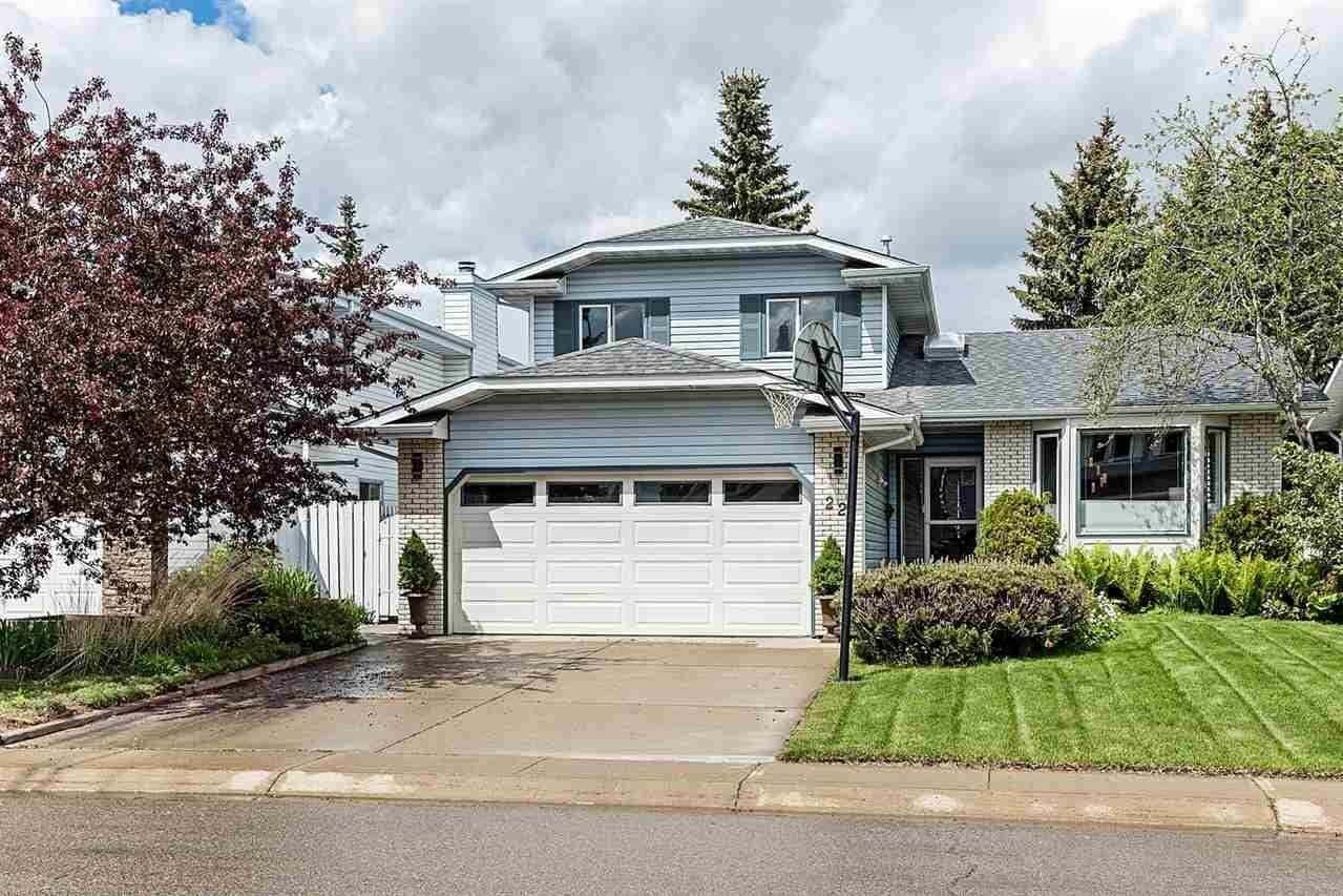 House for sale at 22 Greenridge Dr Sherwood Park Alberta - MLS: E4200407