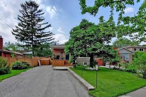 House for sale at 22 Greyabbey Tr Toronto Ontario - MLS: E4820298