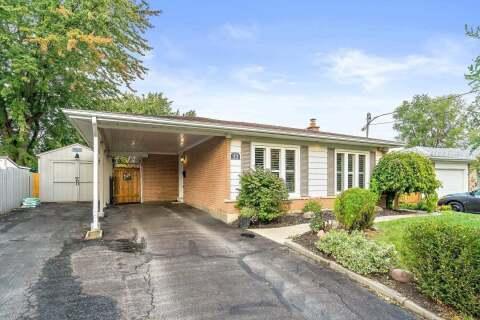 House for sale at 22 Greystone Cres Halton Hills Ontario - MLS: W4928107