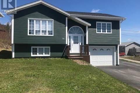 House for sale at 22 Hanlon Dr Massey Drive Newfoundland - MLS: 1195838