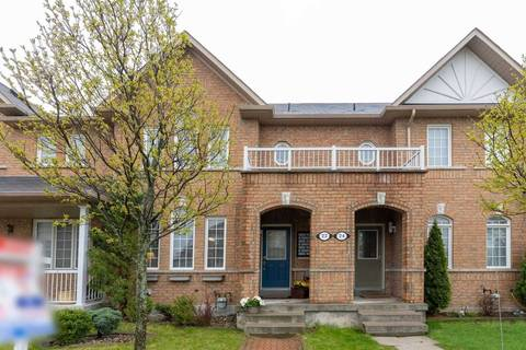 Townhouse for sale at 22 Harry Blaylock Dr Markham Ontario - MLS: N4449951