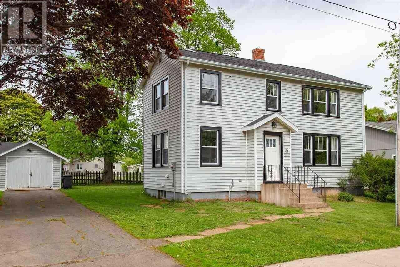House for sale at 22 Hawthorne Ave Charlottetown Prince Edward Island - MLS: 202011916