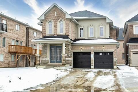 House for sale at 22 Hawtrey Rd Brampton Ontario - MLS: W4694832