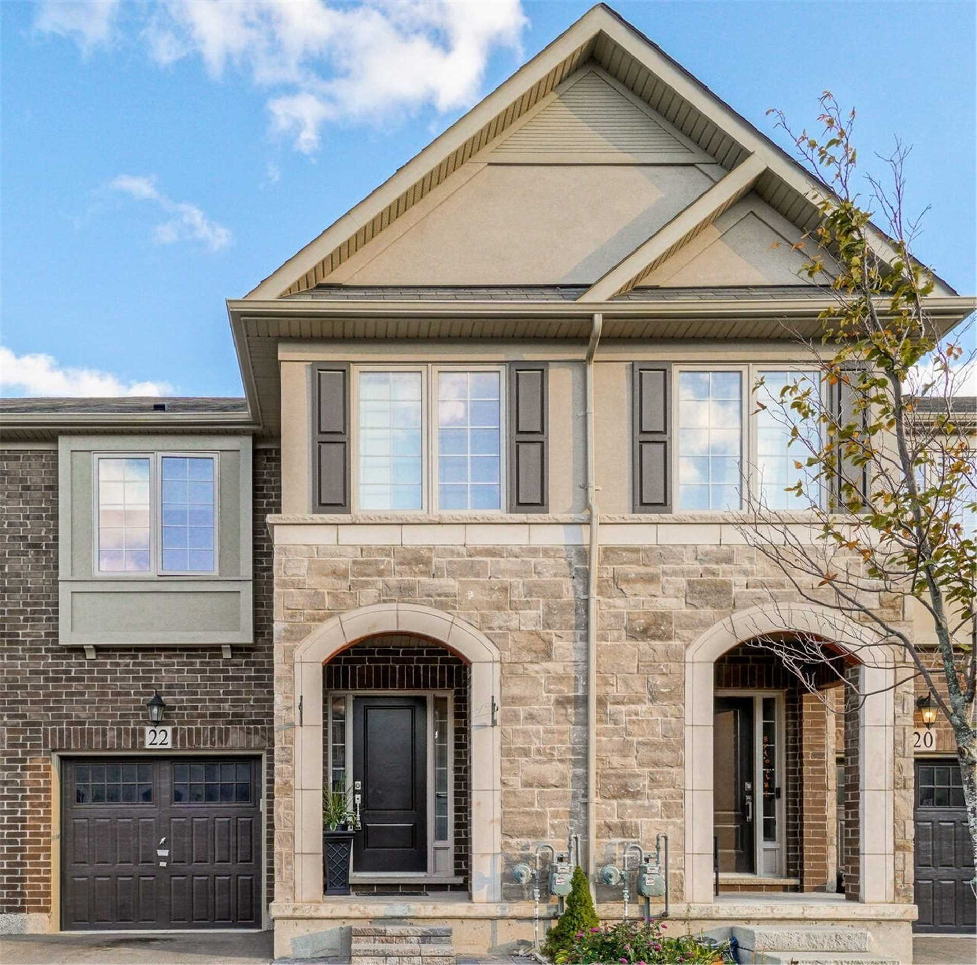 For Sale: 22 Heaven Crescent, Milton, ON | 3 Bed, 4 Bath Townhouse for $829900.00. See 27 photos!