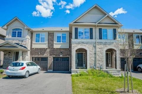Townhouse for sale at 22 Heaven Cres Milton Ontario - MLS: W4489555