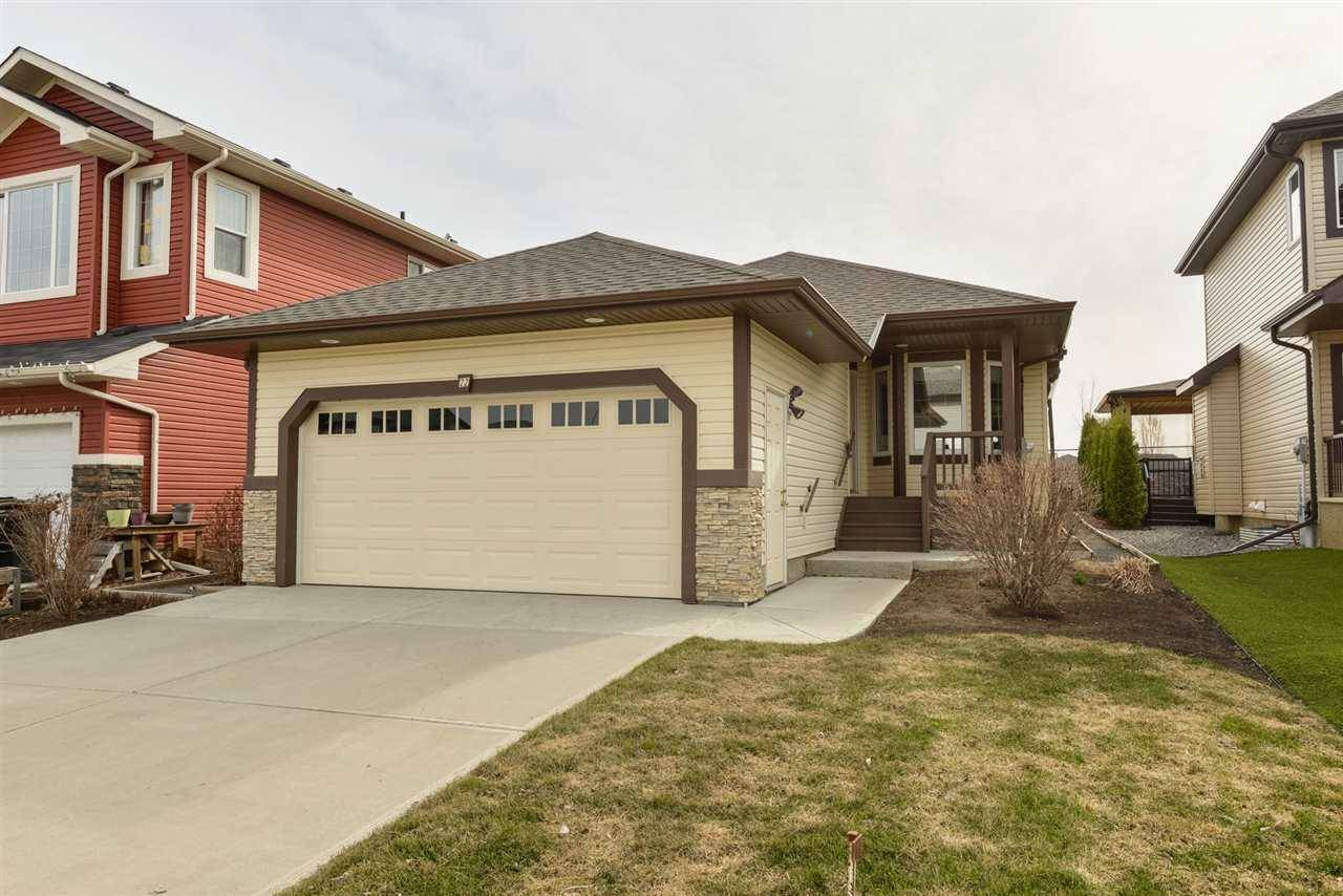 House for sale at 22 Hewitt Circ Spruce Grove Alberta - MLS: E4184965