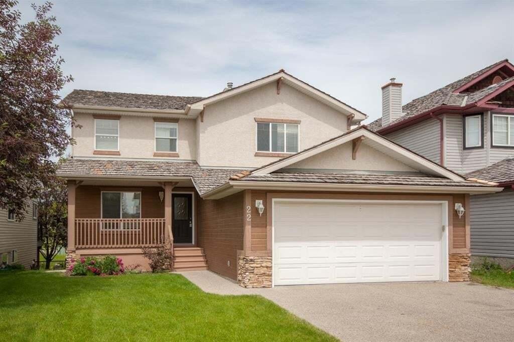 House for sale at 22 Hidden Creek Green Northwest Calgary Alberta - MLS: A1010741