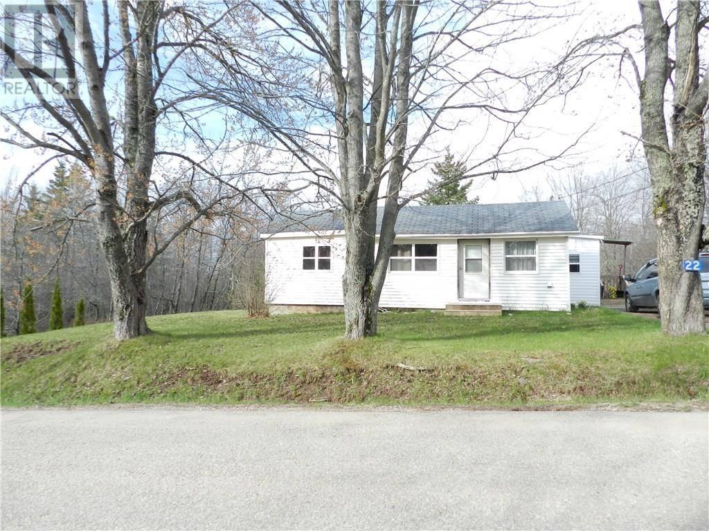 House for sale at 22 Hood St Petitcodiac New Brunswick - MLS: M126520