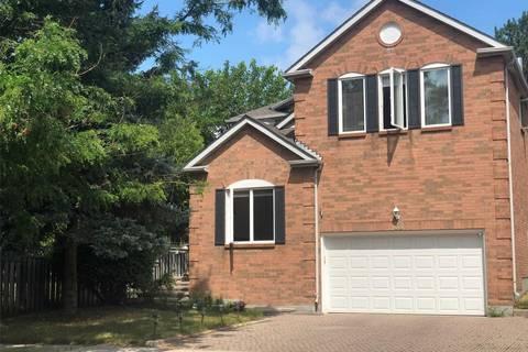 House for rent at 22 Ingleborough Ct Markham Ontario - MLS: N4543573