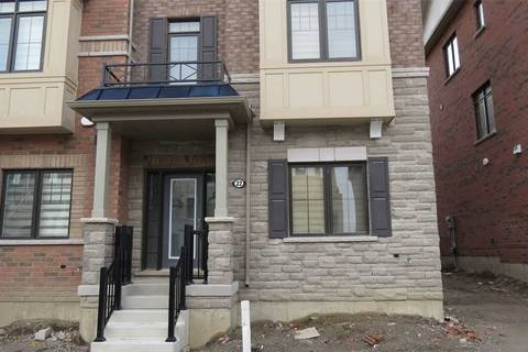 Townhouse for sale at 22 Isabella Peach Dr Markham Ontario - MLS: N4732214