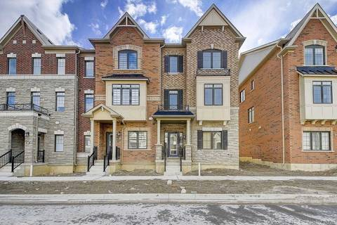 Townhouse for sale at 22 Isabella Peach Dr Markham Ontario - MLS: N4739391