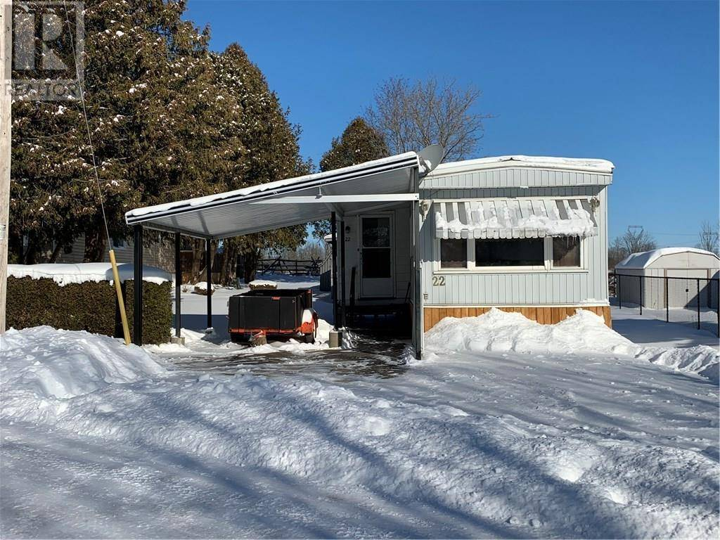 Residential property for sale at 22 Kavanaugh Dr Smiths Falls Ontario - MLS: 1179493