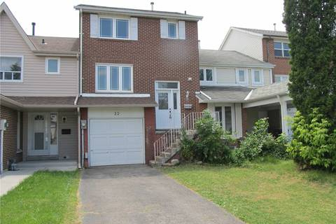 Townhouse for sale at 22 Kincaid Ct Brampton Ontario - MLS: W4514676