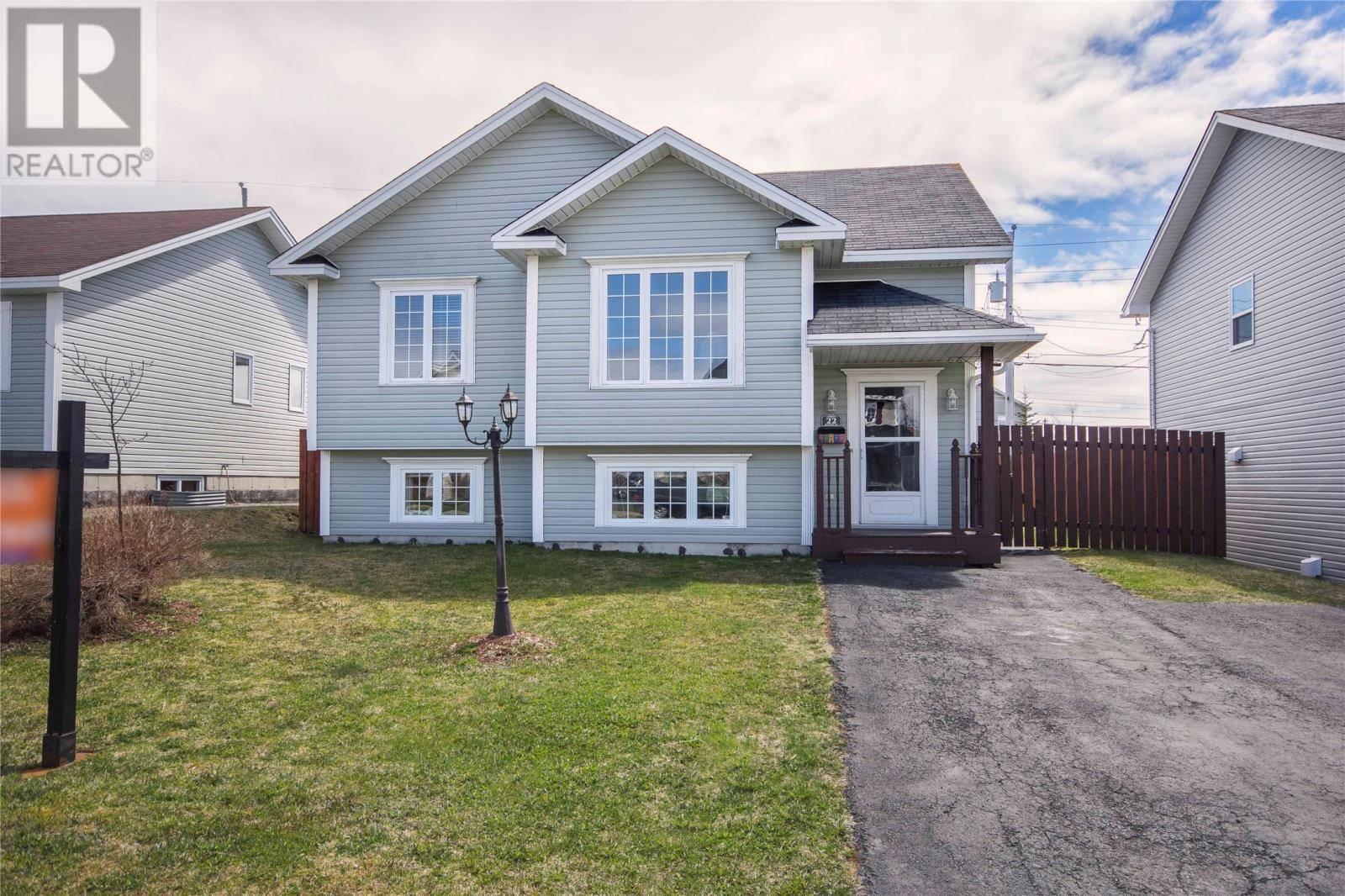 House for sale at 22 Kinkora St Paradise Newfoundland - MLS: 1200251