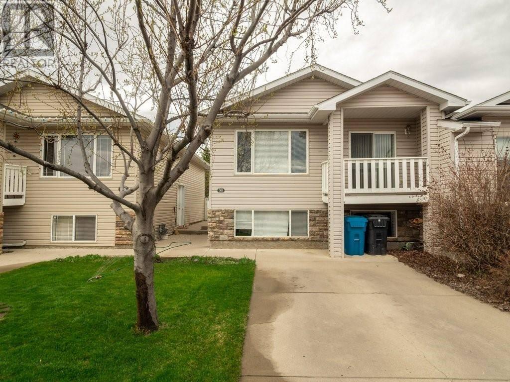 Townhouse for sale at 22 Kodiak Cres N Lethbridge Alberta - MLS: ld0191137
